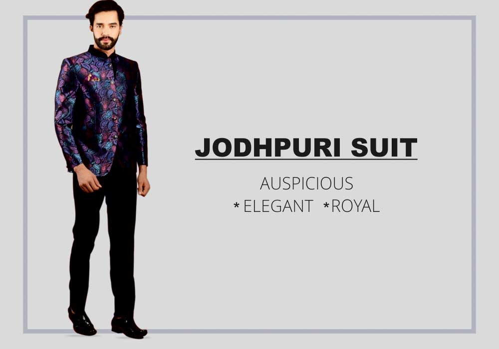 Buy Latest Designer Suits for Men