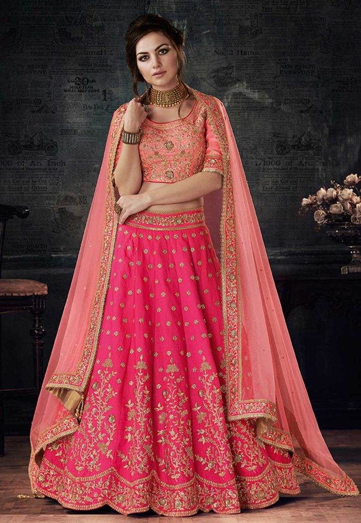Wedding Bridal Designer Lehenga