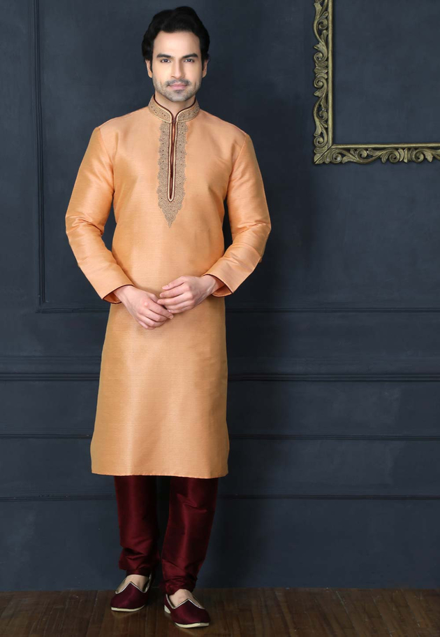 Traditional kurta pajama for mens