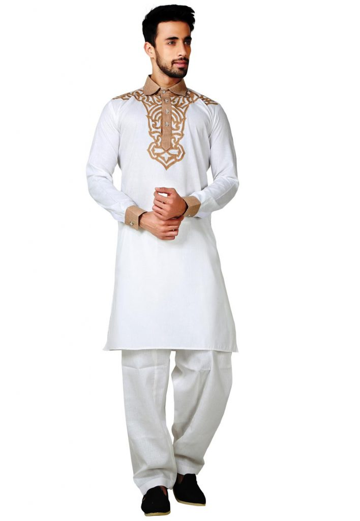 Fusion Kurta pajama for mens