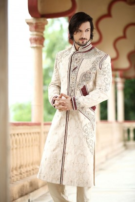 MAGNIFICENT LOOK SHERWANI
