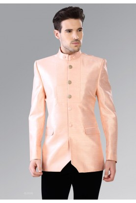 PINK COLOR JODHPURI DESIGNER SUIT