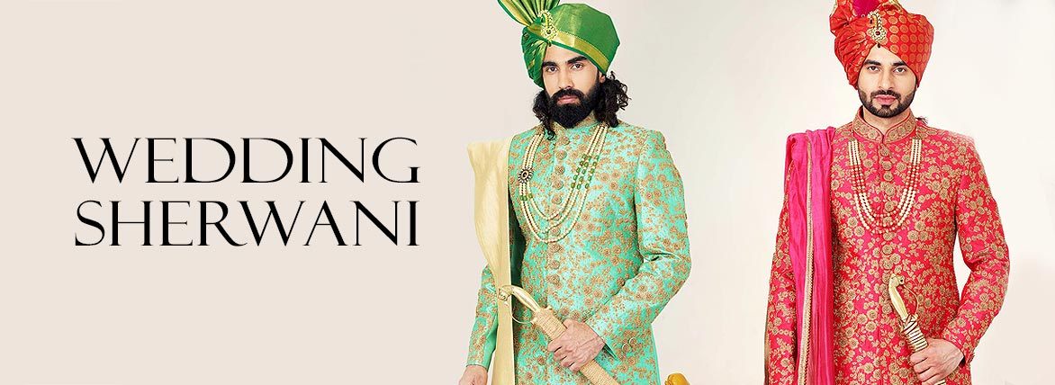 Wedding Sherwani(ALL)