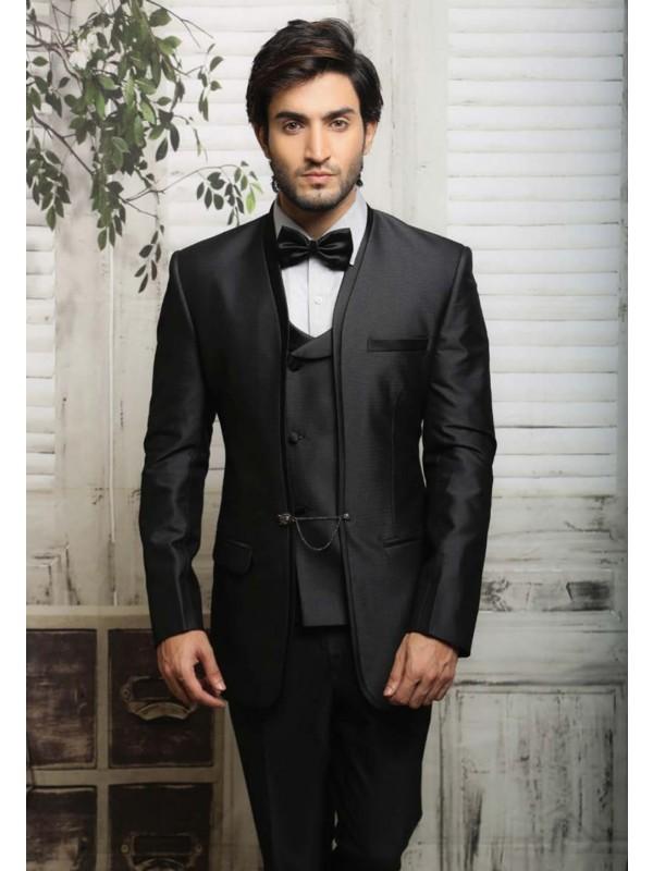 Best Wedding Suits for Men in Unique Black Color