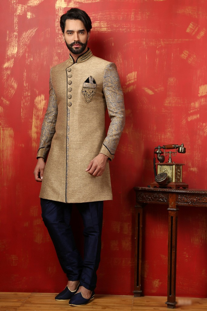 GOLD COLOUR ASTONISHING INDOWESTERN