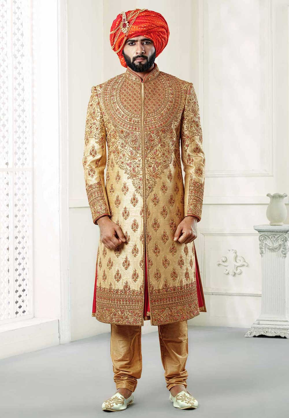 Buy designer Wedding sherwani For Groom
