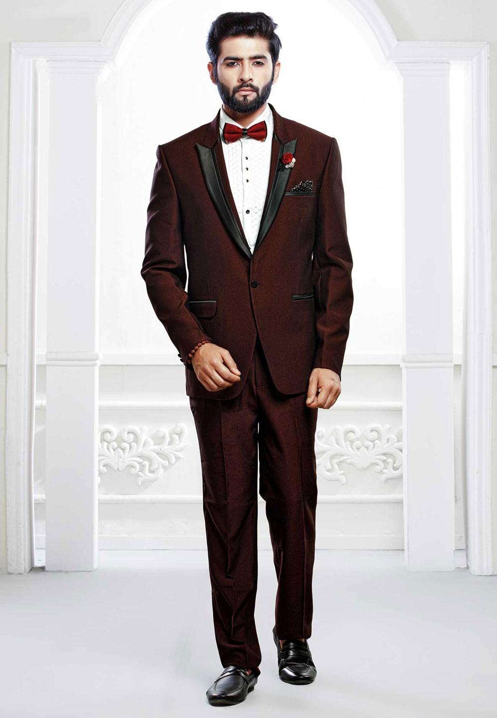 Buy designer suits for men for Indian Wedding