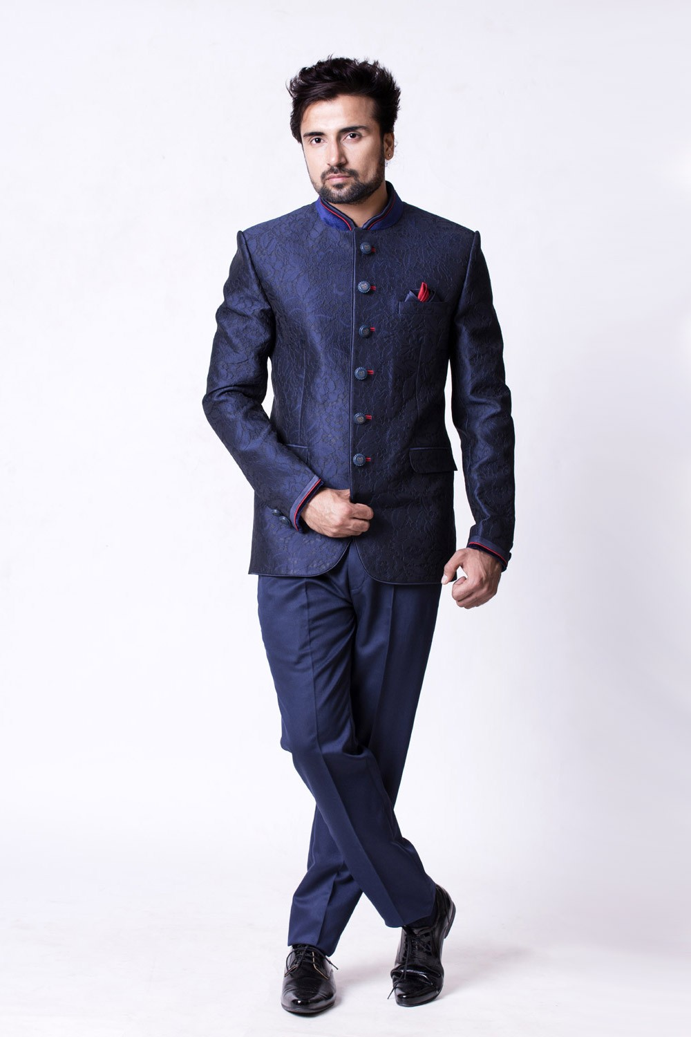 Auspicious Indian Jodhpuri Suits for Mens