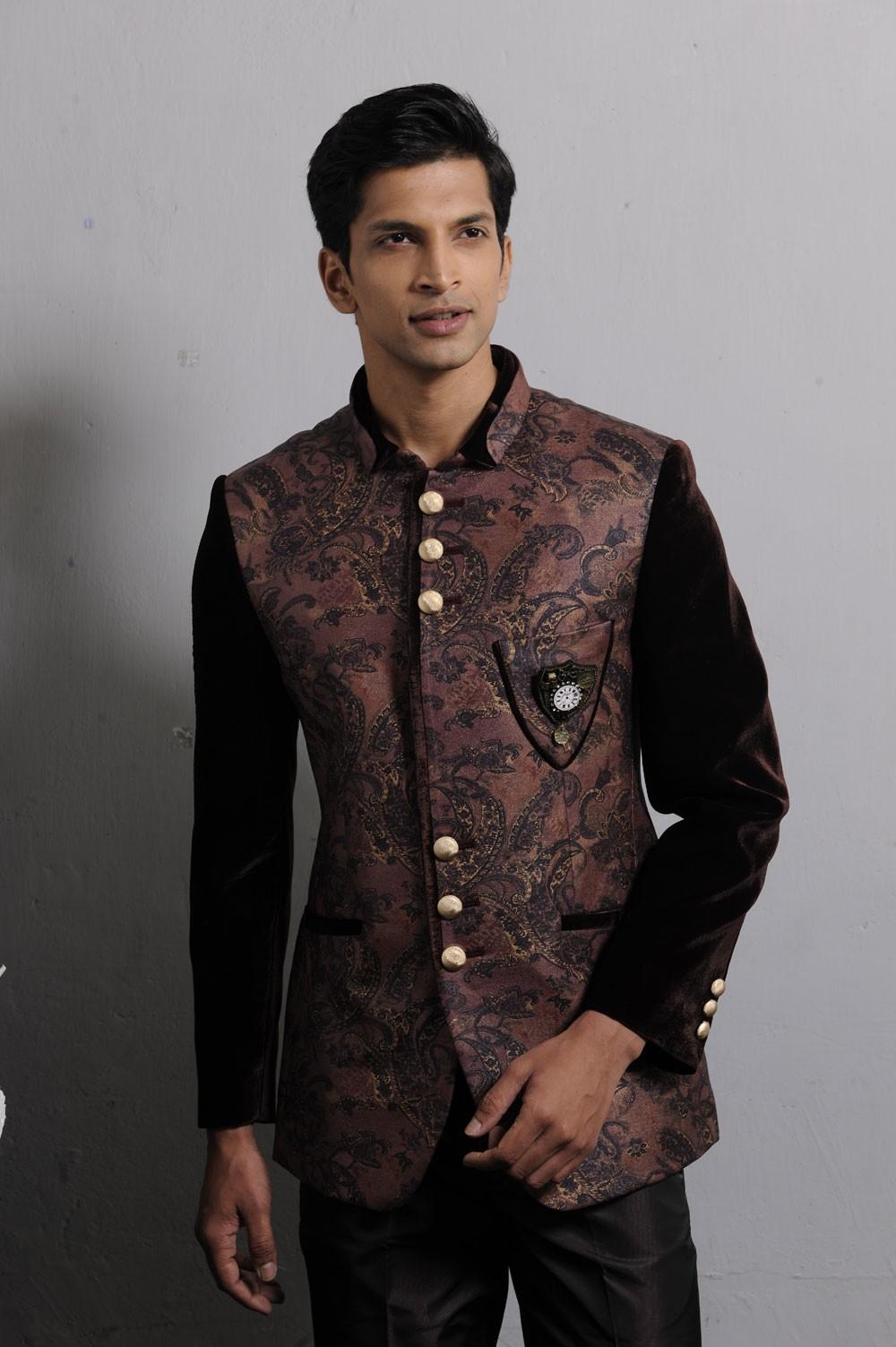 Unique Indian traditional jodhpuri suit for mens USA