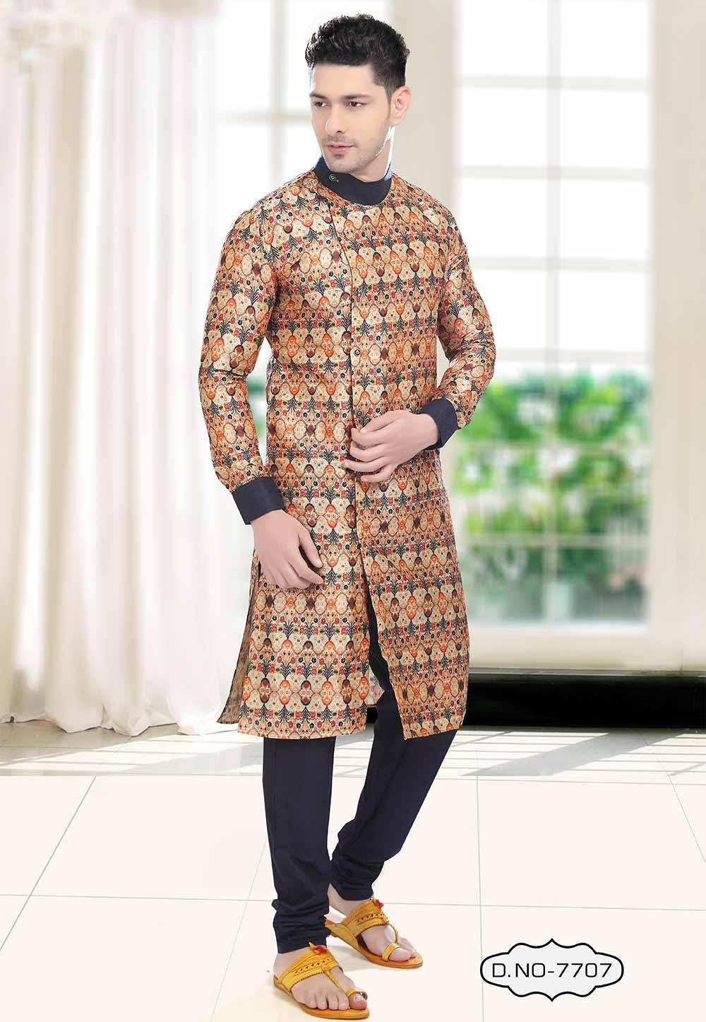 Buy kurta pajama online in Multi Colour