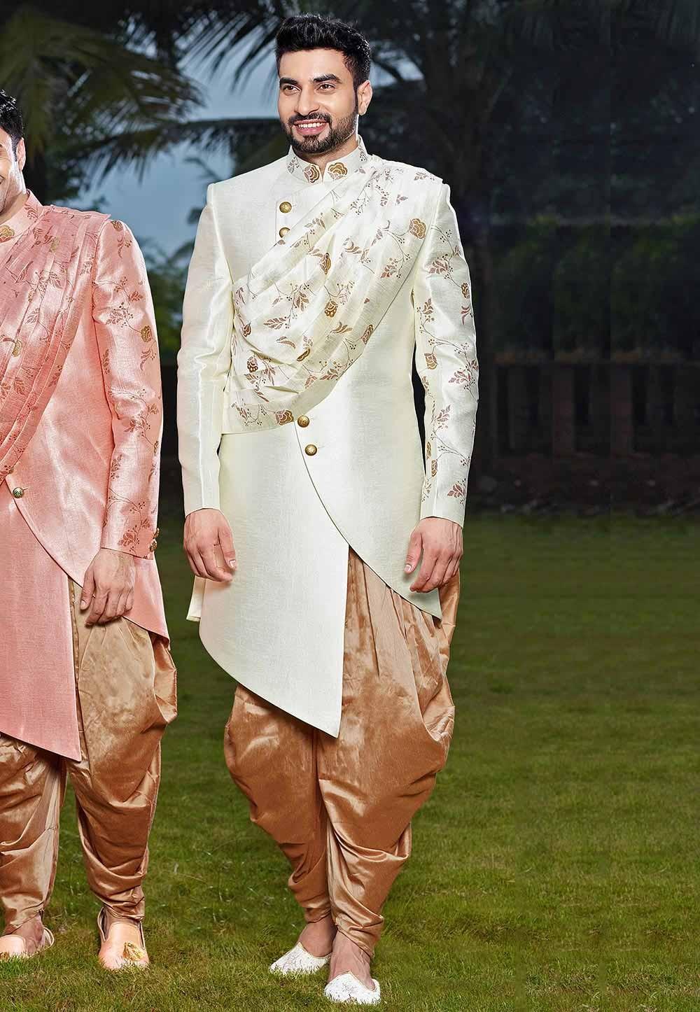 Exclusive Cream Colour Designer Indo.