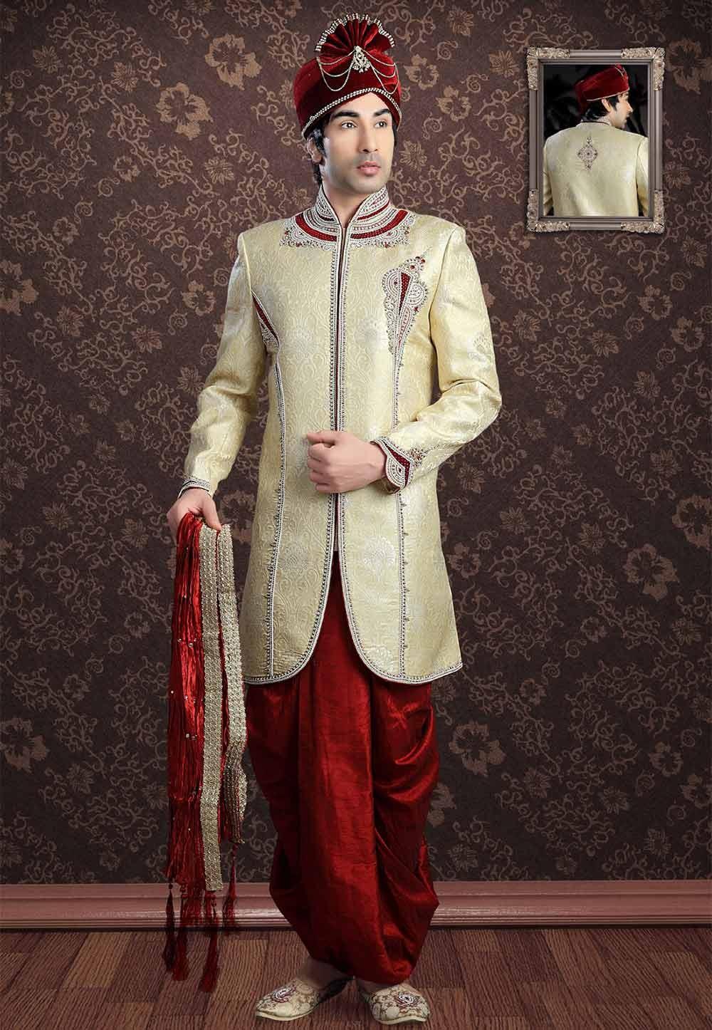 Exclusive Designer Indowestern.