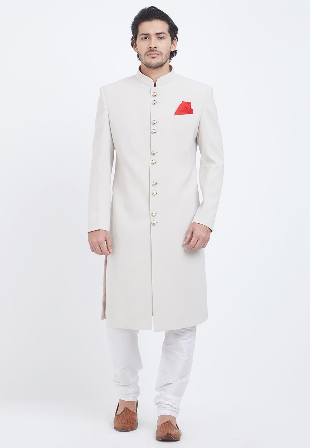 Off White Men's Sherwani.
