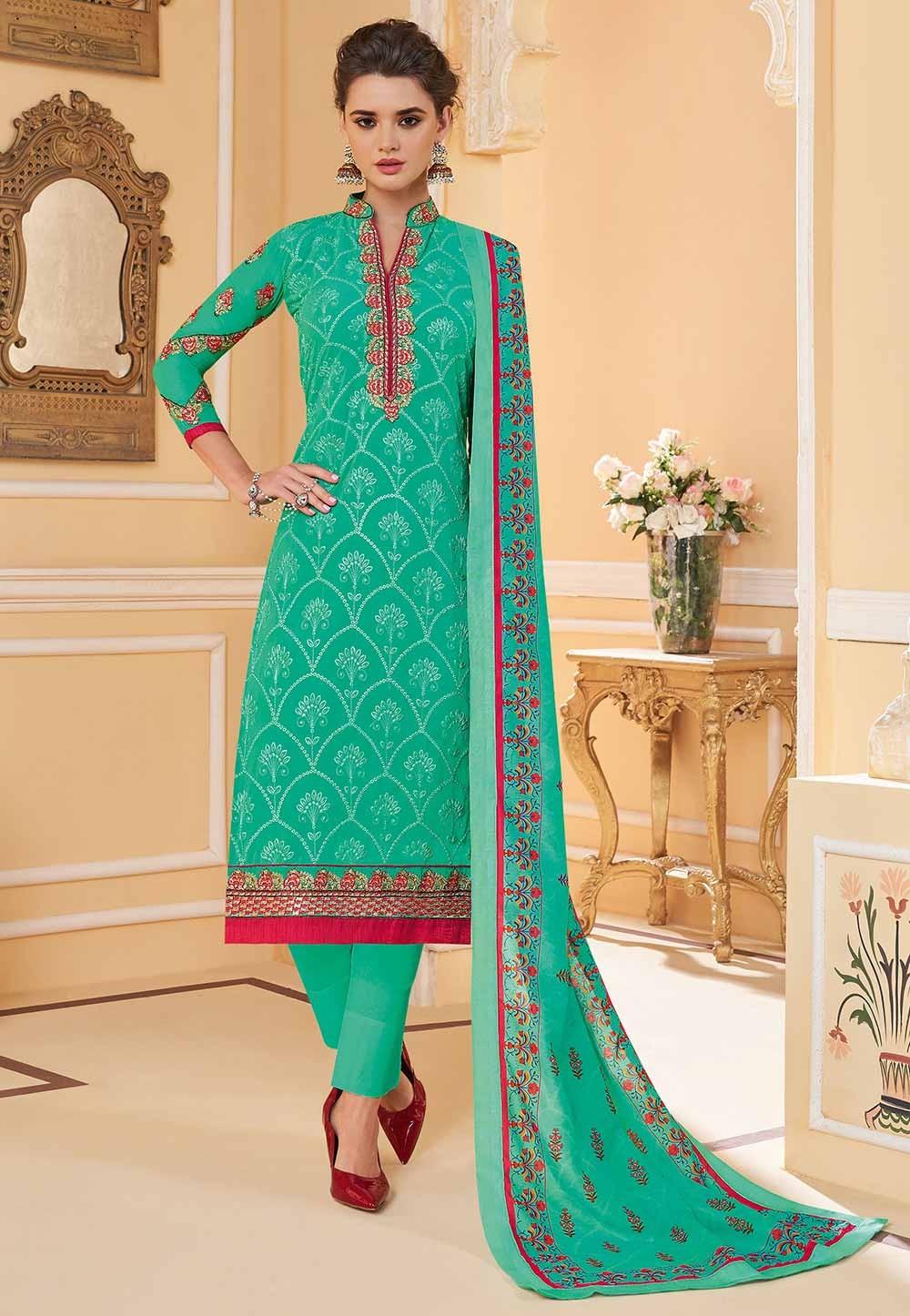 Indian ethnic dress,designer salwar kameez
