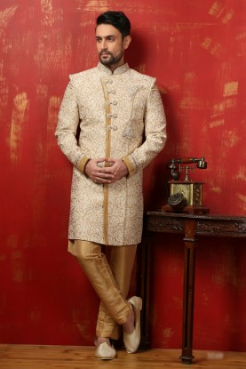 CREAM IMPRESSIVE LOOK INDOWESTERN