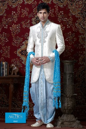 Buy Designer Indian Mens sherwani Online