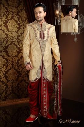 Buy Online Designer Shewani for Wedding