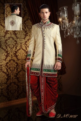 Online Mens Designer Sherwani for Men
