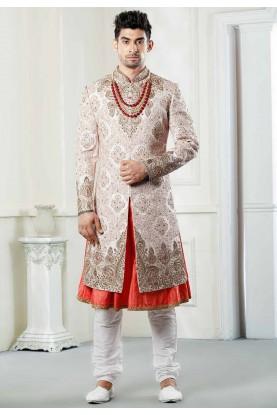 Buy designer sherwani for royal wedding