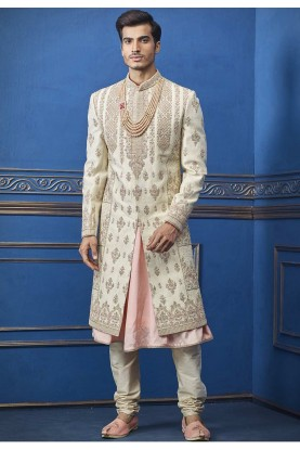 Indian Wedding Sherwani.