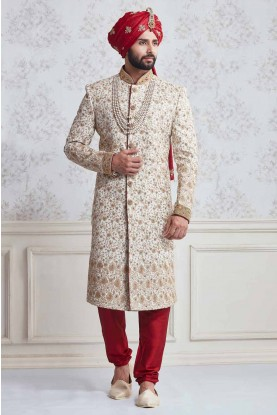 INDIAN WEDDING SHERWANI