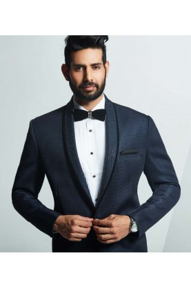 Buy blue mens tuxedo suit online