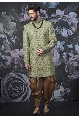 Pista Colour Designer Men's Indowestern.