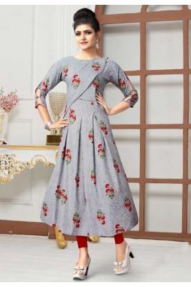 Cotton Designer Kurti.
