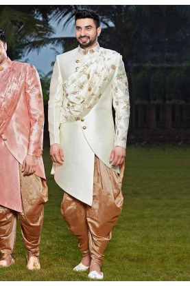 Exclusive Cream Colour Designer Indo.