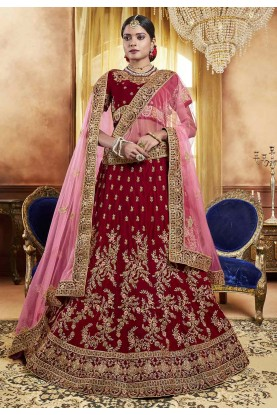 Indian Wedding Indian Lehenga Choli Online