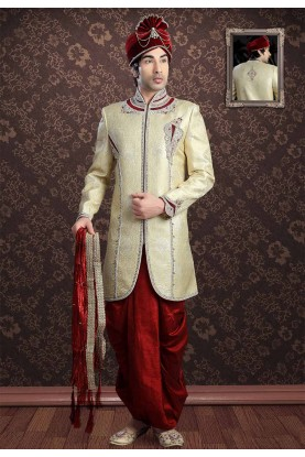 Exclusive Designer Indowestern.