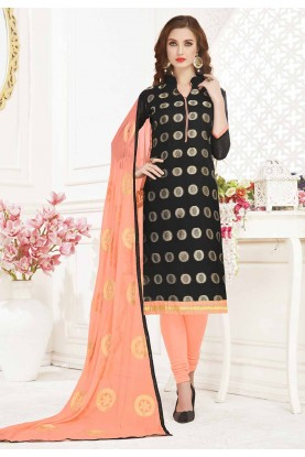 Black Colour Party Wear Designer salwar kameez online