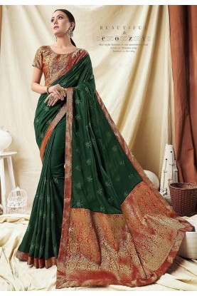 Designer Silk Saree.
