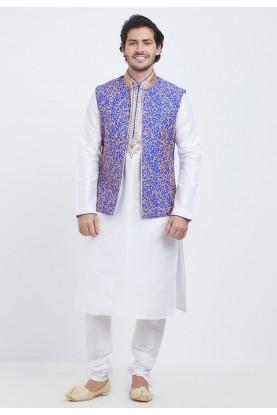 Exclusive Men's Kurta Pajama Jacket.