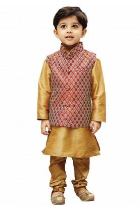 Boy's Designer Kurta Pajama.