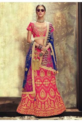Banglori Silk Designer Lehenga Choli.