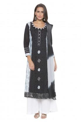 Black Colour Designer Salwar Suit.