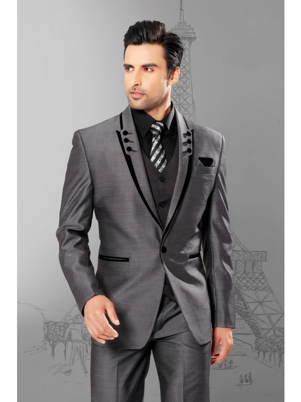 ELEGANT THREE PIECE SUIT