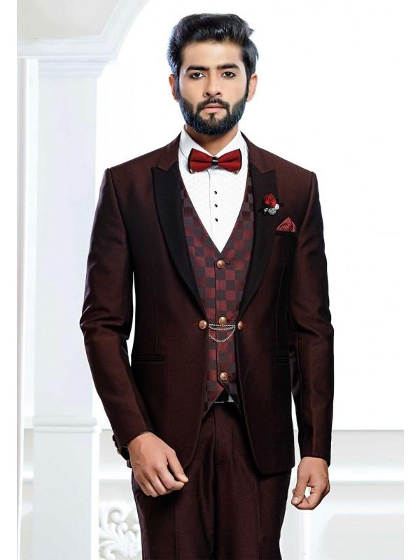 Indian Designer Wedding Suit.