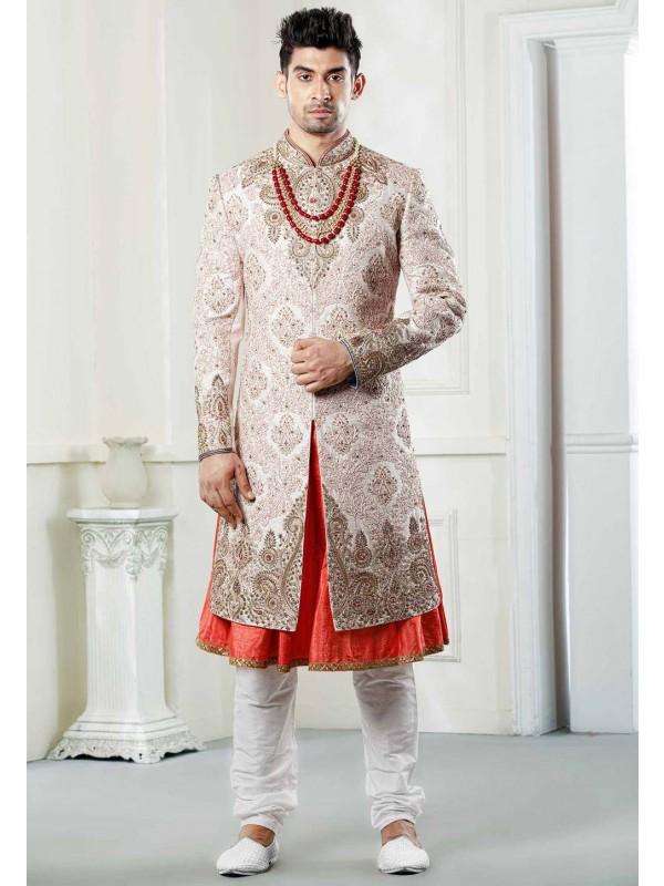 Royal Wedding Sherwani.