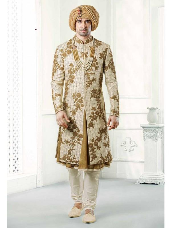 Wedding Sherwani for Groom.