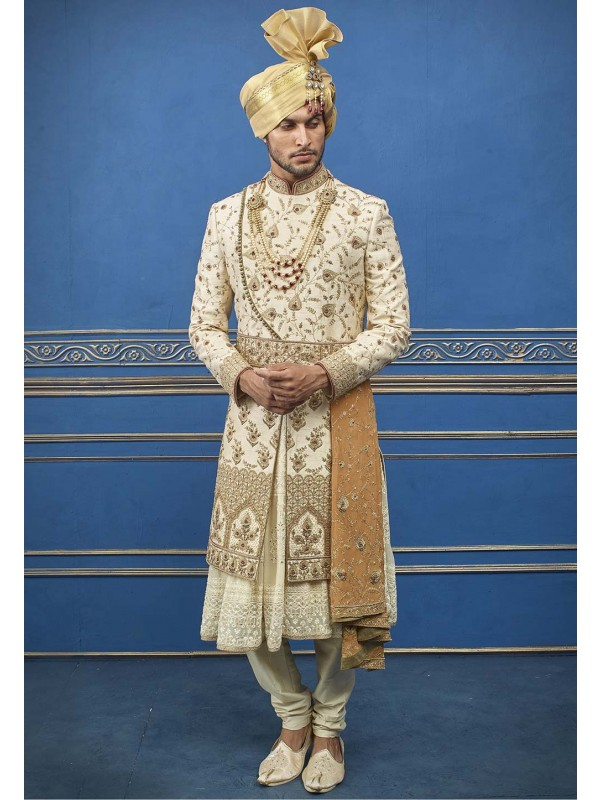 Indian Designer Sherwani For Wedding.