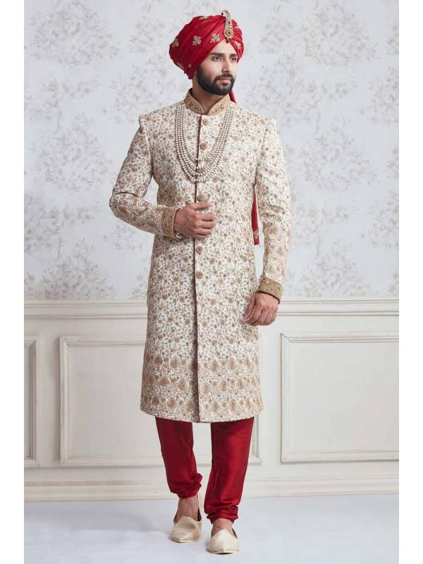 INDIAN WEDDING SHERWANI