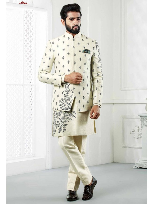 Exclusive Designer Jodhpuri Suit.