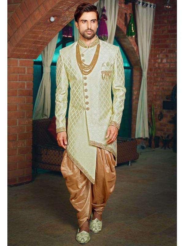 Green Colour Stylish Designer Indo.