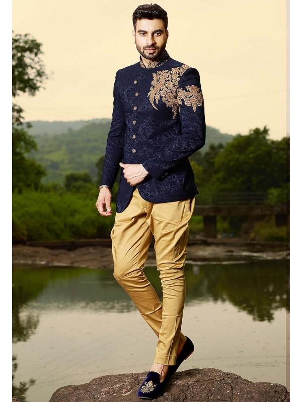 Designer Jodhpuri Suit.