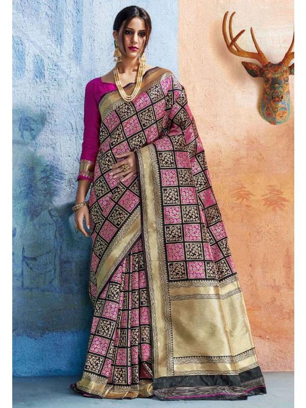 Multi Silk Saree