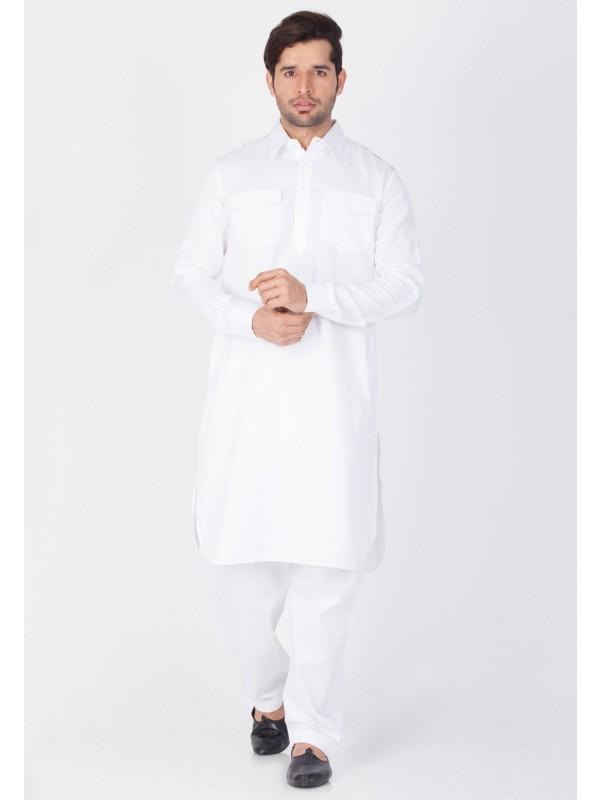 Pathani Kurta Pyjama.