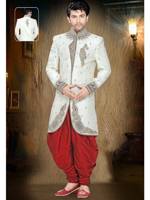 Designer Men's Indowestern.