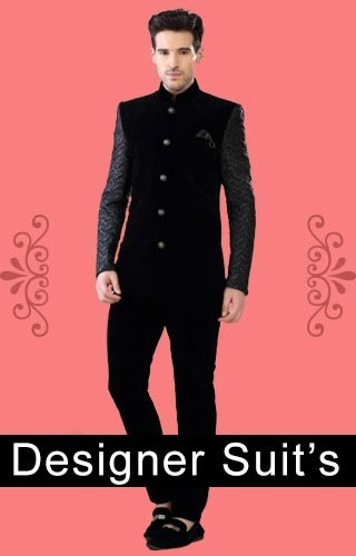 Mens Suit's - Indian wedding dresses